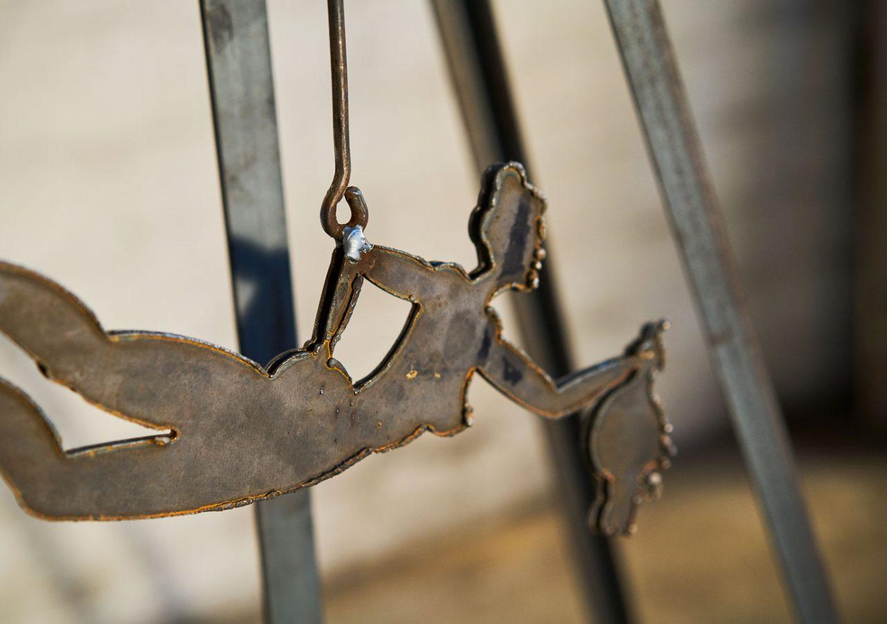 Etienne deKock Sculpture